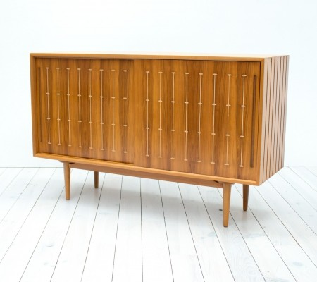 1950s Walnut Sideboard by Heals