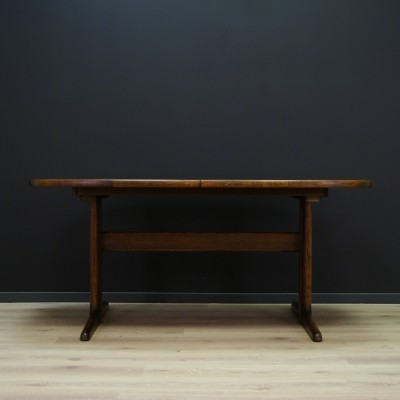 Skovby Møbelfabrik dining table, 1970s
