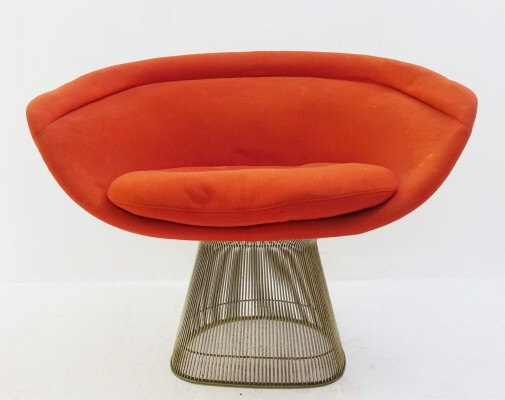 Warren Platner Lounge Chair for Knoll International, 1966