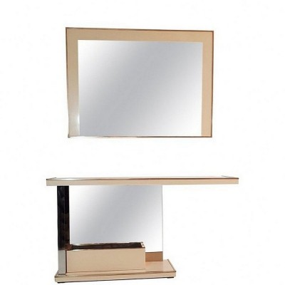 Console & Mirror by Nazaret Italy