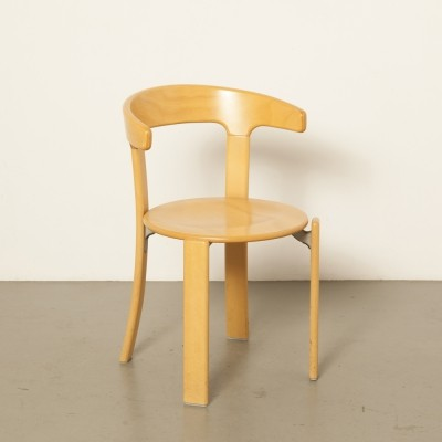 100 x Rey dining chair by Bruno Rey for Kusch & Co, 1970s