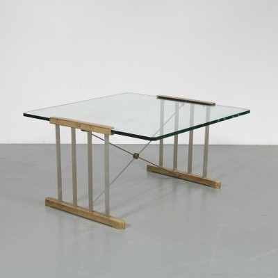 Luxurious coffee table by Peter Ghyczy, 1970s