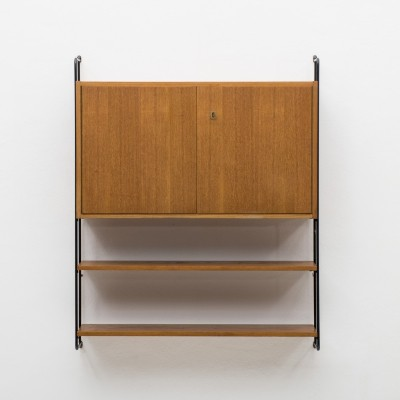 Wall unit by Ernst Hilker for Omnia, Germany 1950s