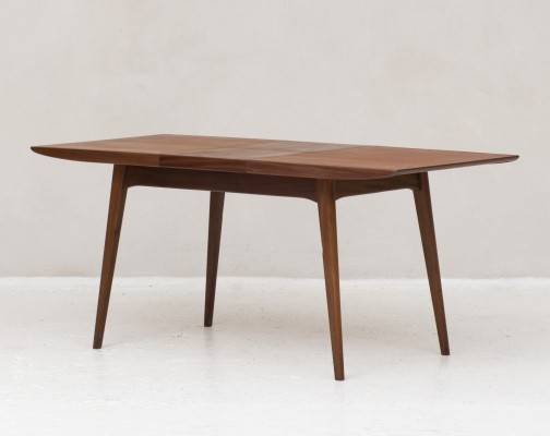 Dining table by Louis van Teeffelen for Wébé, 1950