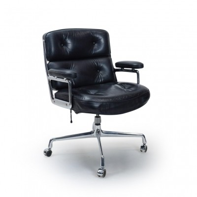 Vintage Eames 'ES104' Time Life Lobby Chair by Vitra