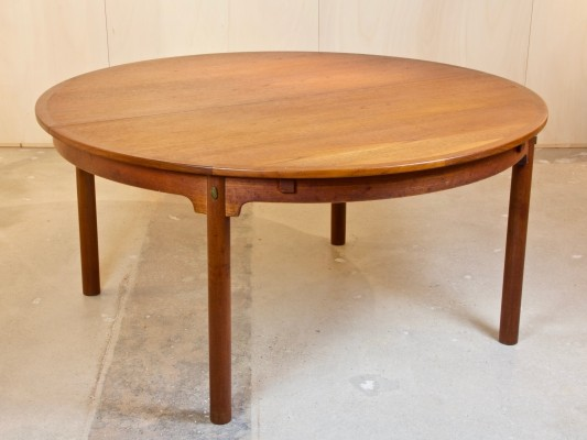 Teak Øresund model 140 dining table by Børge Mogensen for Karl Andersson, 1960s