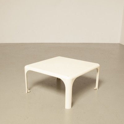 3 x Demetrio 45 Stacking Table by Vico Magistretti for Artemide, 1960s