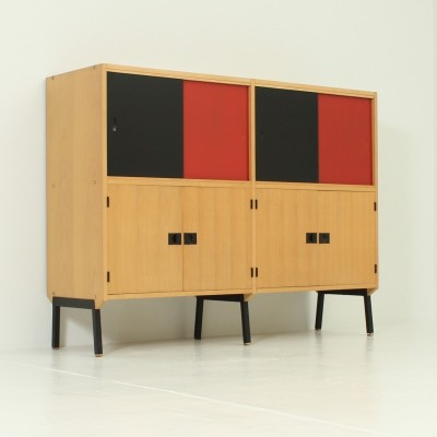 Double Cabinet by René Jean Caillette, 1950's
