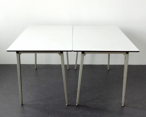 2 x 'Reform' Table by Friso Kramer for Ahrend de Cirkel, 1960's