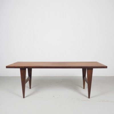 Danish design rosewood coffeetable, 1960's