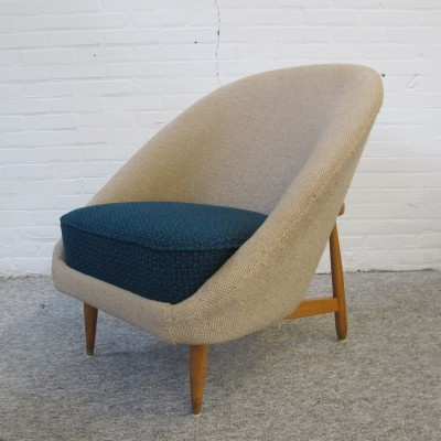 Lounge chair model 115 by Theo Ruth for Artifort, 1950s