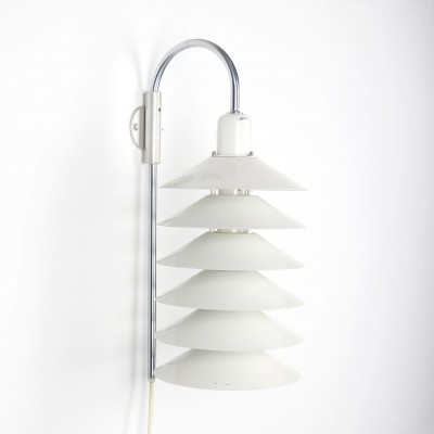Tip Top wall lamp by Jorgen Gammelgaard, 1970's