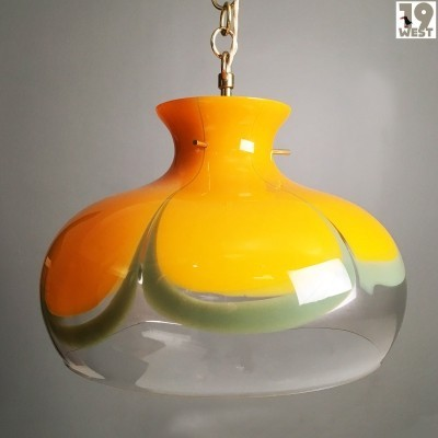 Murano glass pendant from the 1970's