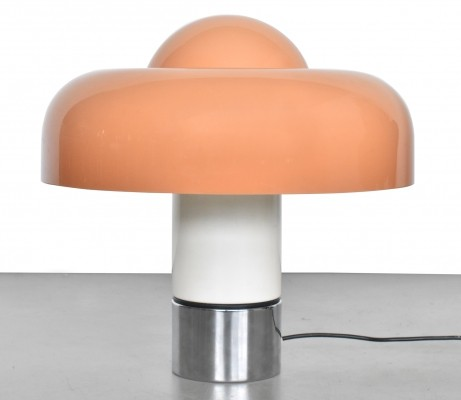 Brumbry desk lamp by Luigi Massoni for Harvey Guzzini, 1970s