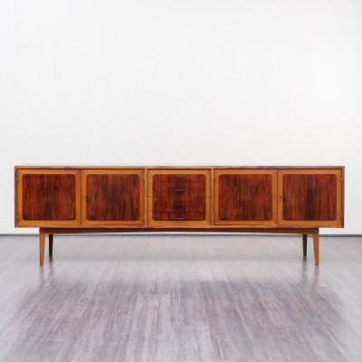 Large 1970s rosewood sideboard