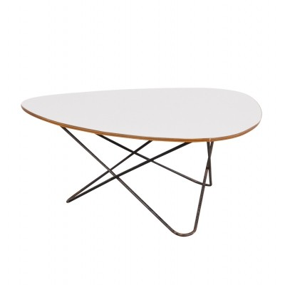 French Coffee Table by F. Lasbleiz for Airborne, 1954