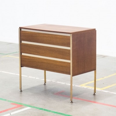 Chest of drawers by Kho Liang Ie for Fristho, 1960s