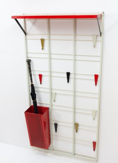 Coen de Vries tone ladder coatrack