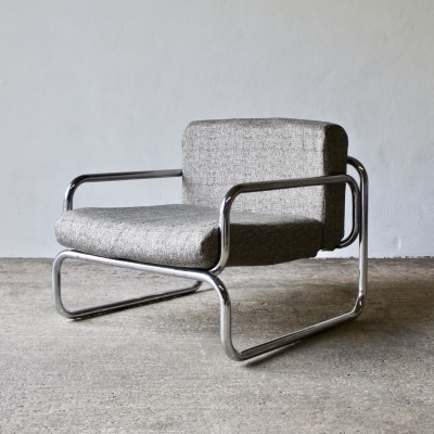 T2 Lounge Chair By Rodney Kinsman For OMK