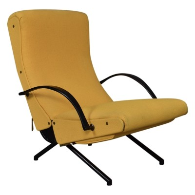 1st edition Borsani P40 lounge chair by Tecno