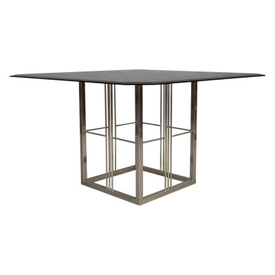 Hollywood regency style dining table, 1970-80's