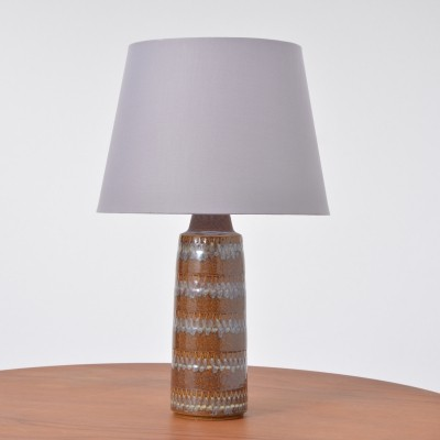 Vintage Ceramic Table Lamp by Soholm