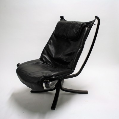 Falcon chair by Sigurd Ressel, 1970s
