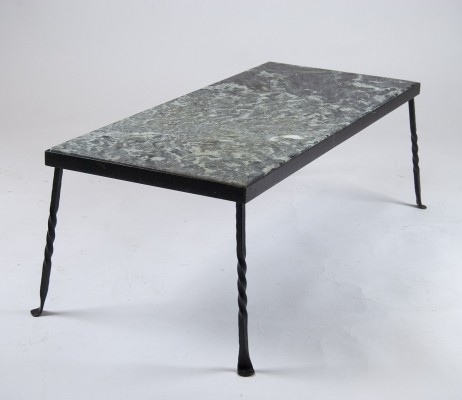 Marble Plant Table from 1960s