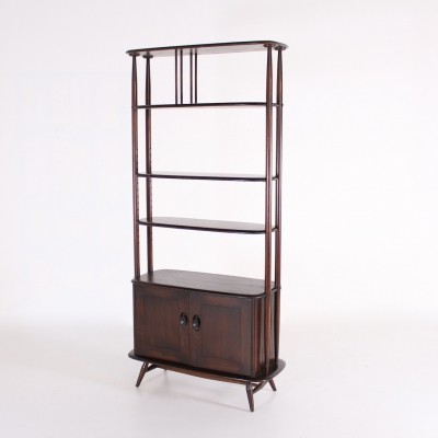 Lucian Ercolani for Ercol bookcase room divider
