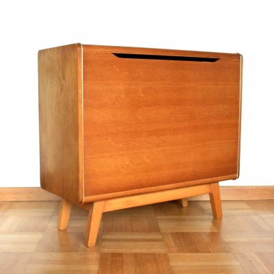 Model u-391 cabinet by Bohumil Landsman for Jitona NP, 1960s