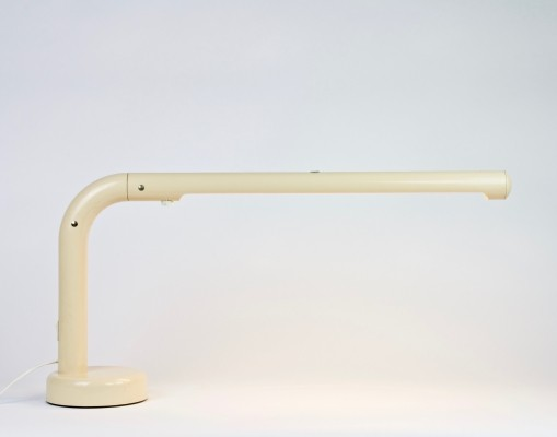 Vintage desk lamp 'Tube' by Anders Pehrson for Ateljé Lyktan, 1973