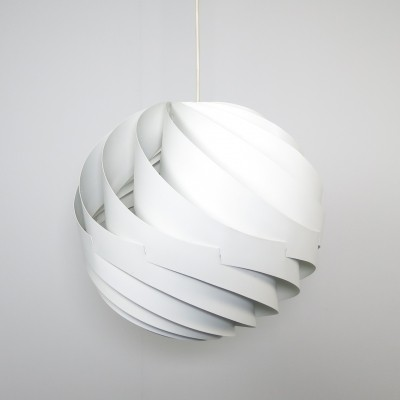 Turbo pendant lamp by Louis Weisdorf for Lyfa