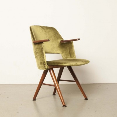 Model FE30 arm chair by Cees Braakman for Pastoe, 1950s