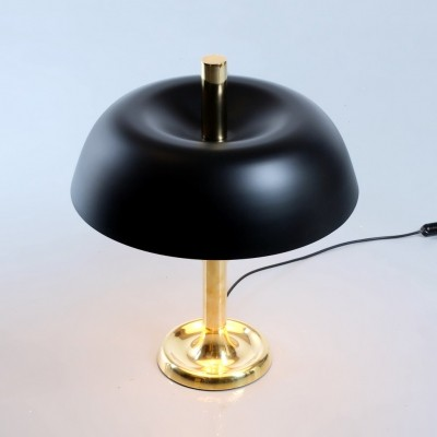 Mushroom desk lamp by Egon Hillebrand for Hillebrand, 1960s