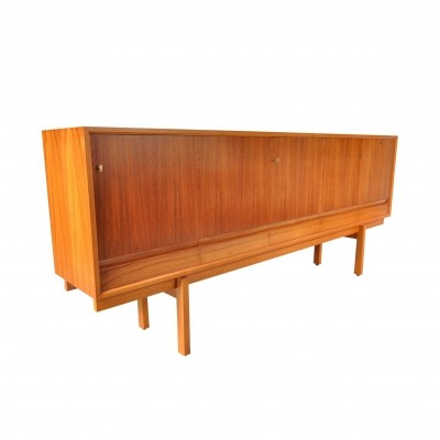 Large Sideboard by Jos De Mey for Van den Berghe-Pouvers, Belgium 1960s