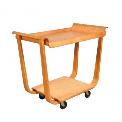 PB01 Trolley by Cees Braakman for Pastoe, Netherlands 1950s