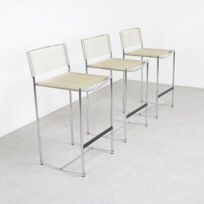 3 x Spaghetti stool by Giandomenico Belotti for Alias, 1980s