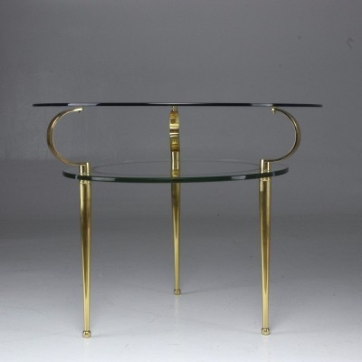 Cesare Lacca coffee table, 1950s