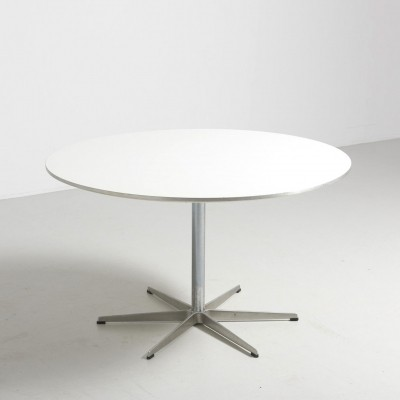 2 x A825 dining table by Arne Jacobsen for Fritz Hansen, 1990s
