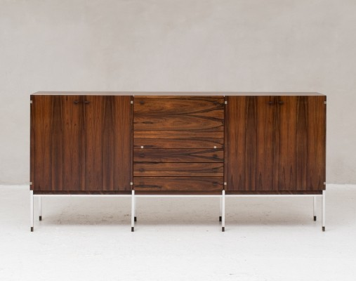 Highboard produced in Germany, 1960s