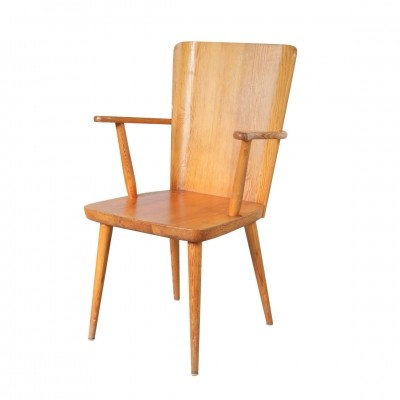 Model 510 chair by Goran Malmvall for Karl Andersson & Son, 1940s