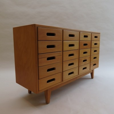 Chest of drawers by James Leonard for Esavian, 1960s