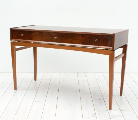 Mid Century Rosewood Dressing Table/Desk, 1960s