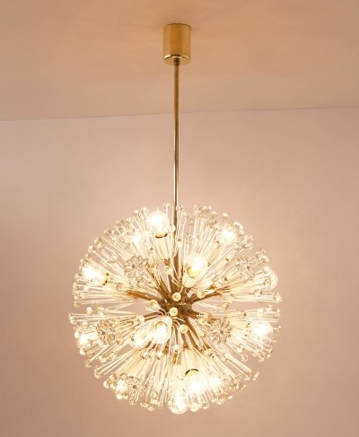 Sputnik Chandelier by Emil Stejnar for Rupert Nikoll