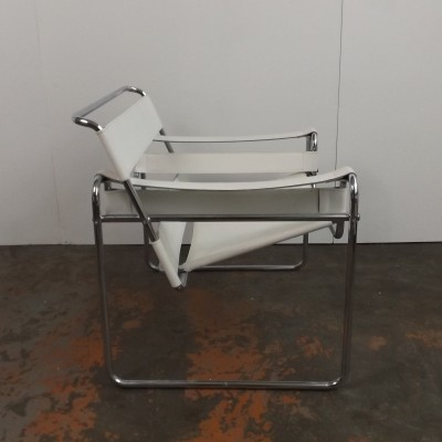 2 x Wassily arm chair by Marcel Breuer for Knoll, 1970s