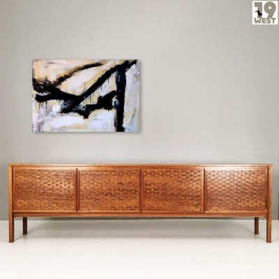 Rare Danish rosewood sideboard from the 1960's by Poul Cadovius