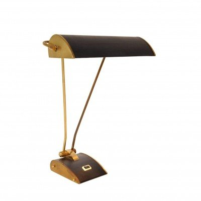 Desk Lamp by Eileen Gray for Jumo, France 1940s