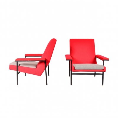 Pair of ARP Chairs for Steiner, France 1950s