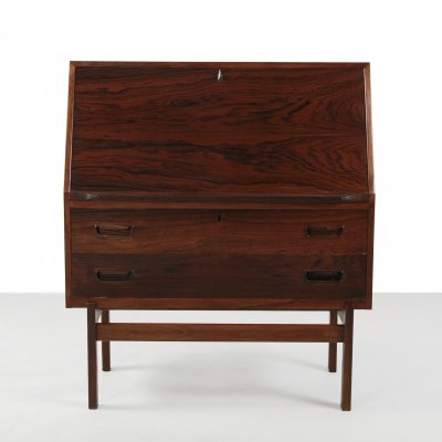 Model No 68 secretary by Arne Wahl Iversen for Vinde Møbelfabrik, 1960s
