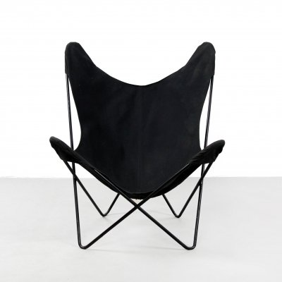 Butterfly Hardoy Chair by Jorge Ferrari Hardoy, 1950s